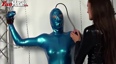 Chained, Chain, Bdsm latex