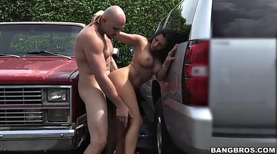 Rachel, Rachel starr, Quicky, Quickie, Parking lot