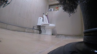 Toilet, Asian toilet, Korean teen, Hidden toilet, Korean girl, Korean cam