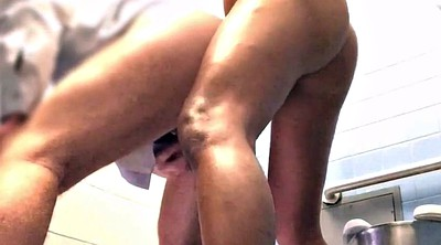Muscle, Gay creampie, Young old
