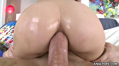 Asian anal, Anal gaping, True, True anal