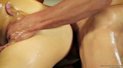 Nuru massage, Big ass anal, Oil anal, Massage anal, Small tits anal, Massage oil