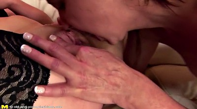 Taboo, Young girl, Old and young lesbian, Lesbian piss, Granny piss