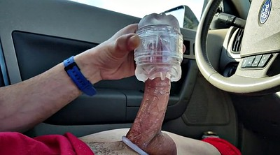 Milk, In car