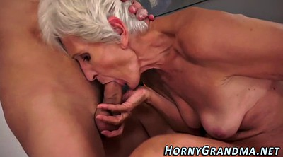 Cum in mouth, Grandmother, Mouth cum, Grandmothers