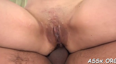 Blowjob, Japanese anal, Japanese double