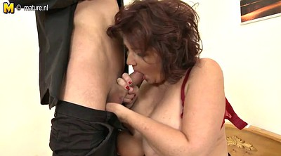 Mother, Big breasts, Matures, Bbw breast, Cock sucking, Big breast