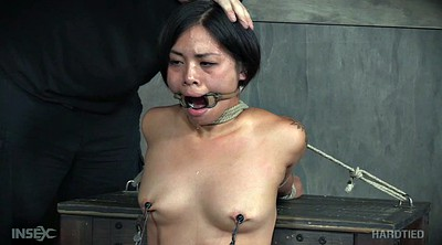 Tied, Humiliation, Asian bondage, Short, Asian humiliation
