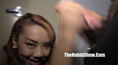 Asian bbc, Swallow, Throat, Bbc asian, Skinny bbc, Interracial amateur