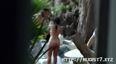 Nude beach, Nudist, Teen beach, Beach voyeur