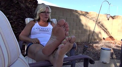 Amateur mature, Mature foot