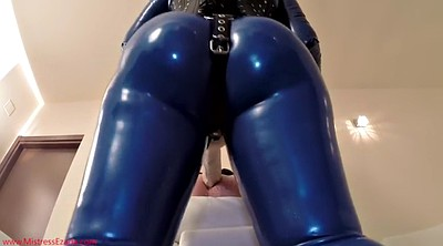 Mistress, Anal bdsm, Latex fuck, Sex slave, Bdsm latex