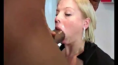 Short hair, Swedish, Blonde mature, Mature gangbang