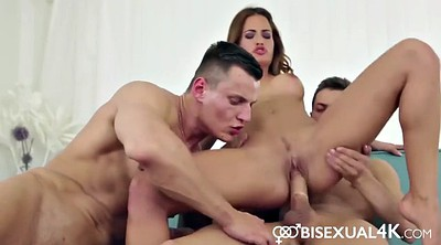 Cuckolding, Threesome wife, Bisexual cuckold, Bisexual, Ass lick