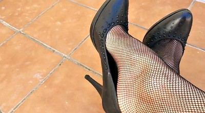 Home, Nylon feet, Shoeplay, Dangling
