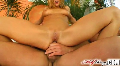 Pantyhose handjob, Double penetration