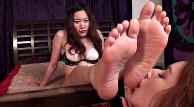 Chinese foot, Asian foot