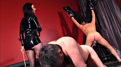Cbt, Femdom whip, Caning, Caned