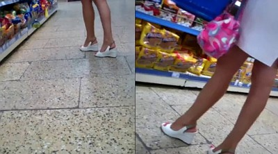 Shoe, Sexy foot