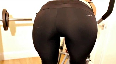 Gym, Spandex, Close