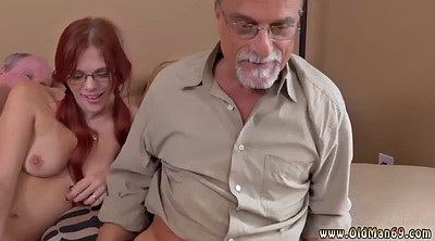 Old young, Comp, Blowjob and swallow