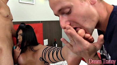 Tranny, Tranny toys, Hot guy
