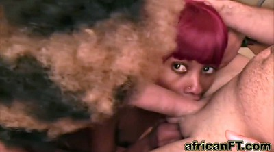 African, Threesomes