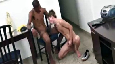 Ebony, Gay interracial