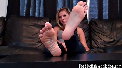 Foot pov, Toes
