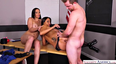 Teacher, Ava addams