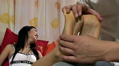 Tickling, Asian solo