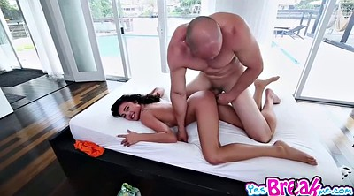 Adria rae, Fuck from behind