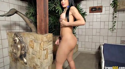 Cock, Perfect body, Latina shemale