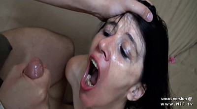 Black mom, Mom gangbang, Team, French mom, French gangbang, Anal french