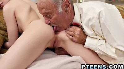 Granny anal, Young anal