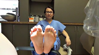 Asian foot, Sole, Foot sole