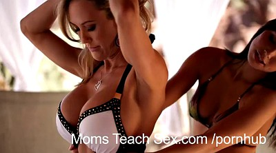 Mom, Handjob, Mom teach, Sons, Son n mom, Mom fuck son