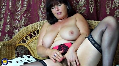Granny, Saggy tits, Mature hairy, Saggy