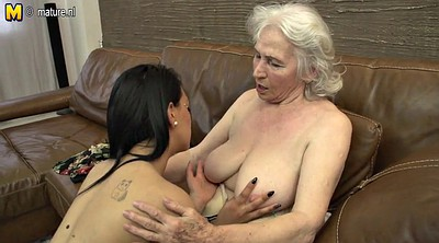 Young girl, Young lesbian, Hairy mature lesbian, Granny lesbian