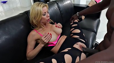 Milfs bbc, Golden, Black hair, Black guy