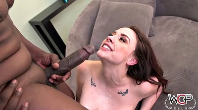 Cumshot, Chanel preston, Interracial anal, Chanel, Gay black