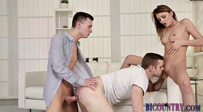 Threesome hd, Bisexual
