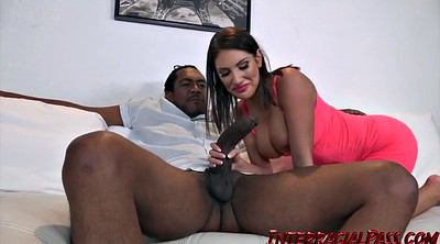 August ames, Biggest, Biggest cock, August