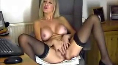 Nylons, Masterbation, Masterbating