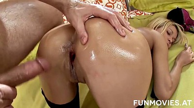 Double anal, Double creampies