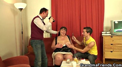 Young boy, Old granny, Bbw old, Wife threesome, Granny and boy, Fat granny
