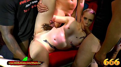 Extreme, German piss, Teen gangbang