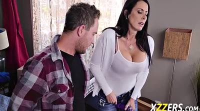 Reagan foxx, Reagan, Wife cheat