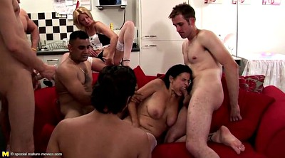 Mom boy, Mature group, Mature gangbang, Granny squirting, Granny group, Granny boy