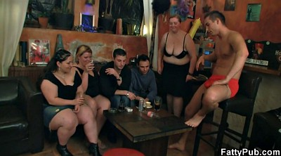 Party sex, Bbw group